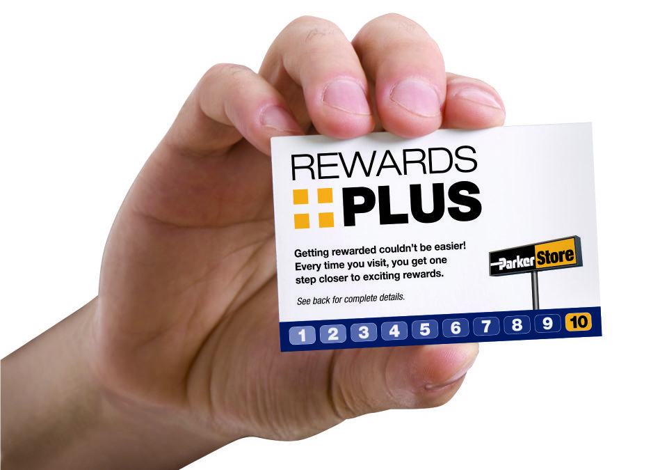 Earn Free Stuff with Rewards Plus!